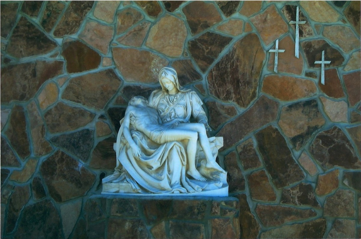 Our Lady of Mercy Pieta